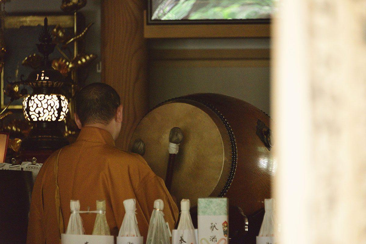 油山寺|体験修行