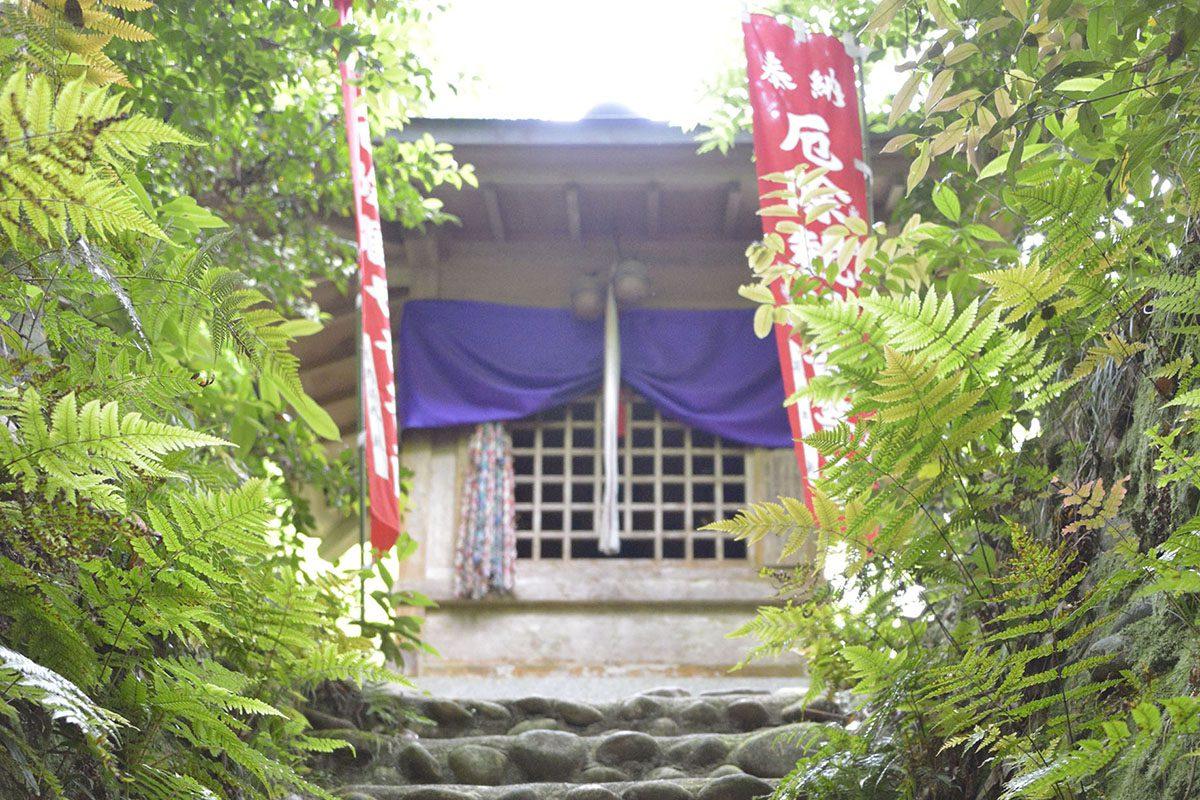 油山寺|観音堂